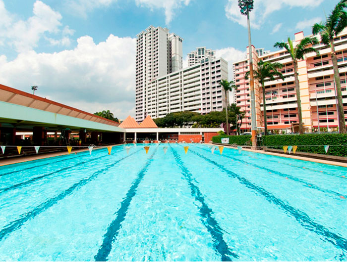 Ang Mo Kio Swimming Pool