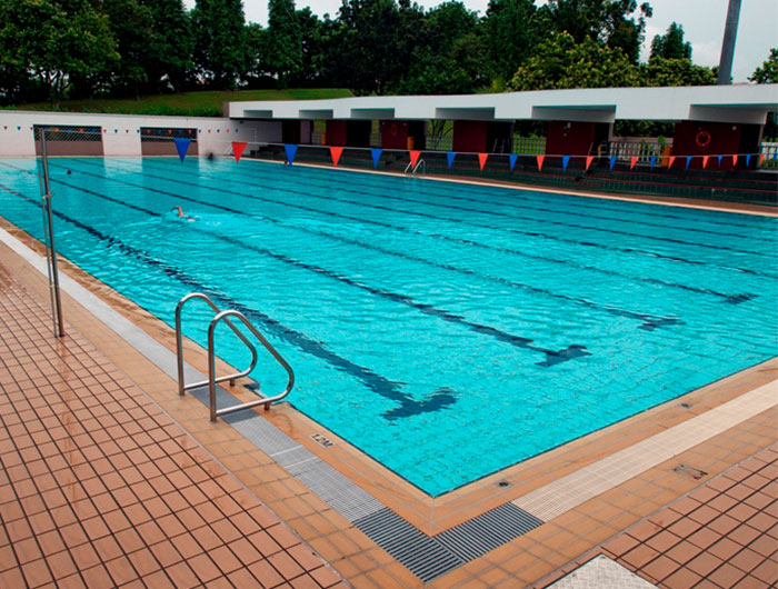 Bishan Swimming Complex
