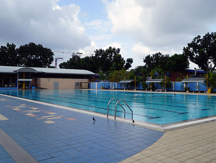 Geylang East Swimming Complex