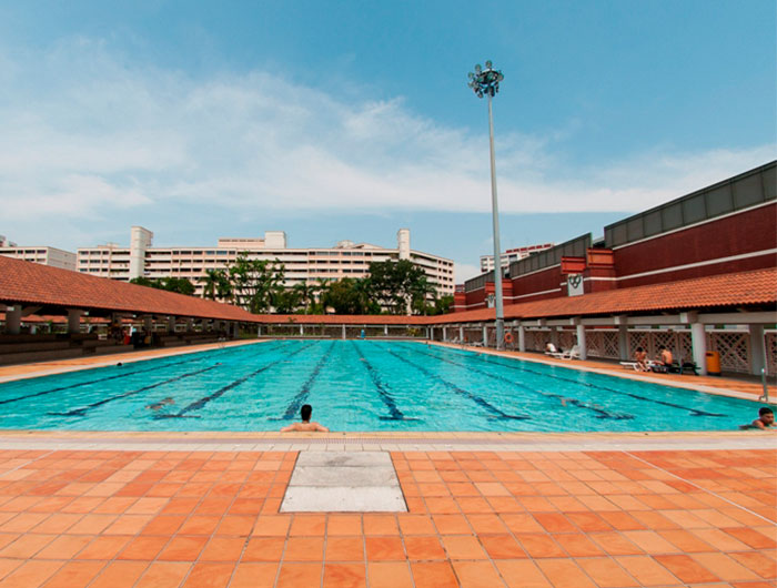 Hougang Swimming Complex