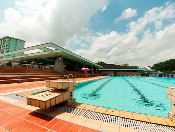 Swimming Lessons At Kallang