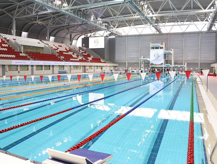 OCBC Aquatics Centre