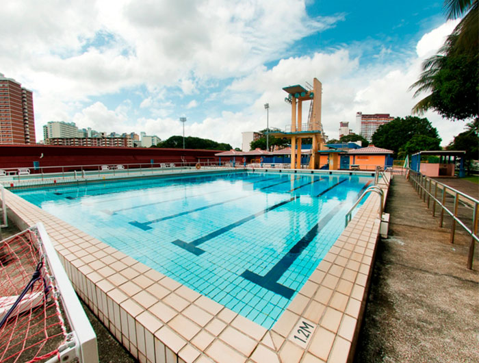 Queesntown Swimming Complex