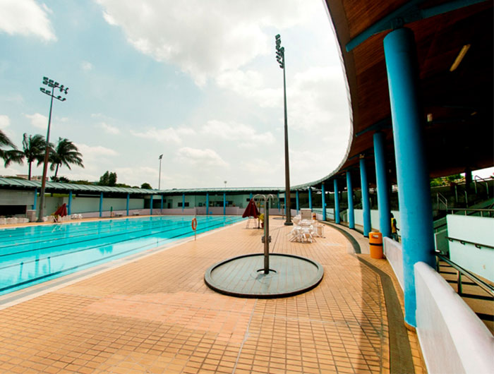 Swimming Lessons At Serangoon